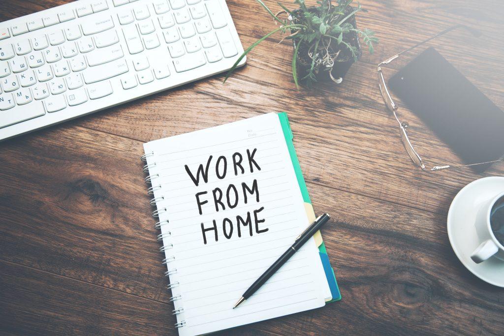 Travail à la maison