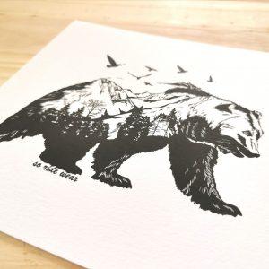 La carte ours Mirifada