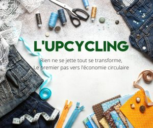 Read more about the article L'UPCYCLING